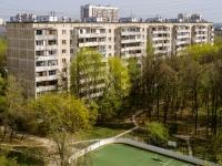 Чертаново Центральное район, улица Чертановская, дом 21 к.3. многоквартирный дом