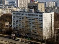 Чертаново Центральное район, улица Чертановская, дом 23. офисное здание