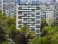 Чертаново Центральное район, улица Чертановская, дом 23 к.2. многоквартирный дом