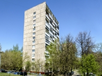 Чертаново Центральное район, улица Чертановская, дом 23 к.3. многоквартирный дом