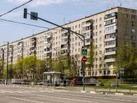 Чертаново Центральное район, улица Чертановская, дом 24 к.1. многоквартирный дом