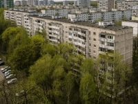 Чертаново Центральное район, улица Чертановская, дом 24 к.3. многоквартирный дом
