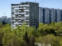 Чертаново Центральное район, улица Чертановская, дом 25 к.1. многоквартирный дом