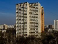 Чертаново Центральное район, улица Чертановская, дом 27 к.1. многоквартирный дом