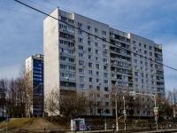 Чертаново Центральное район, улица Чертановская, дом 28 к.1. многоквартирный дом