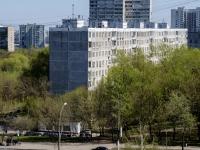 Чертаново Центральное район, улица Чертановская, дом 29 к.1. многоквартирный дом