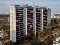 Чертаново Центральное район, улица Чертановская, дом 30 к.4. многоквартирный дом