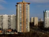 район Чертаново Центральное, улица Чертановская, дом 48 к.3. многоквартирный дом