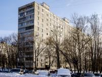 Чертаново Южное район, проезд 3-й Дорожный, дом 10 к.1. многоквартирный дом