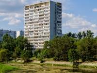 район Чертаново Южное, Варшавское шоссе, дом 131 к.1. многоквартирный дом