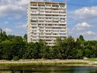 район Чертаново Южное, Варшавское шоссе, дом 131 к.2. многоквартирный дом