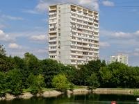 район Чертаново Южное, Варшавское шоссе, дом 131 к.4. многоквартирный дом
