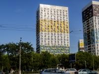 район Чертаново Южное, Варшавское шоссе, дом 141 к.6. многоквартирный дом