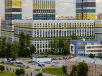 район Чертаново Южное, Варшавское шоссе, дом 141 к.11. многоквартирный дом