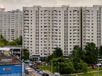 район Чертаново Южное, Варшавское шоссе, дом 143 к.1. многоквартирный дом