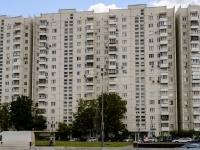 район Чертаново Южное, Варшавское шоссе, дом 143 к.4. многоквартирный дом