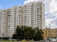 район Чертаново Южное, Варшавское шоссе, дом 143 к.5. многоквартирный дом