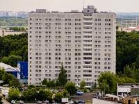 район Чертаново Южное, Варшавское шоссе, дом 143 к.7. общежитие