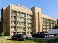 """Варшавское шоссе, дом 145 к.8. гостиница (отель) """"Рослеспром"""""""