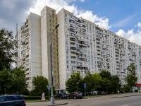 район Чертаново Южное, Варшавское шоссе, дом 152 к.2. многоквартирный дом