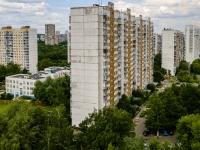 район Чертаново Южное, Варшавское шоссе, дом 152 к.3. многоквартирный дом