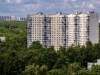 район Чертаново Южное, Варшавское шоссе, дом 152 к.8. многоквартирный дом