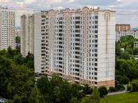 район Чертаново Южное, Варшавское шоссе, дом 152 к.11. многоквартирный дом
