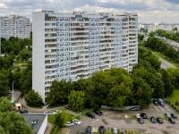 район Чертаново Южное, Варшавское шоссе, дом 154 к.2. многоквартирный дом
