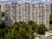 район Чертаново Южное, Варшавское шоссе, дом 154 к.3. многоквартирный дом