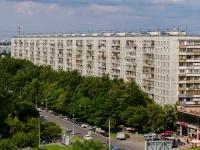 Чертаново Южное район, улица Россошанская, дом 1 к.1. многоквартирный дом