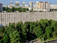 Чертаново Южное район, улица Россошанская, дом 2 к.1. многоквартирный дом