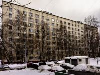 Чертаново Южное район, улица Россошанская, дом 2 к.2. многоквартирный дом