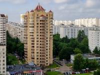 Чертаново Южное район, улица Россошанская, дом 2 к.4. многоквартирный дом