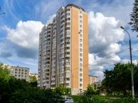 Чертаново Южное район, улица Россошанская, дом 2 к.6. многоквартирный дом