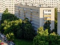 Чертаново Южное район, улица Россошанская, дом 3 к.1. многоквартирный дом