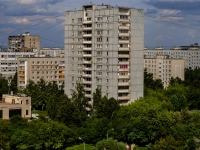 Чертаново Южное район, улица Россошанская, дом 3 к.1А. многоквартирный дом