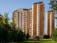 Чертаново Южное район, улица Россошанская, дом 4 к.4. многоквартирный дом