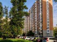 Чертаново Южное район, улица Россошанская, дом 4 к.5. многоквартирный дом
