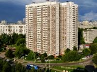 Чертаново Южное район, улица Кировоградская, дом 38 к.1. многоквартирный дом
