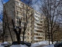 Чертаново Южное район, улица Кировоградская, дом 40 к.1. многоквартирный дом