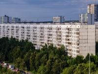 Чертаново Южное район, улица Кировоградская, дом 42 к.1. многоквартирный дом