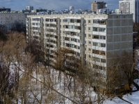 Чертаново Южное район, улица Кировоградская, дом 42 к.3. многоквартирный дом