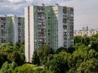 Чертаново Южное район, улица Кировоградская, дом 44А к.2. многоквартирный дом