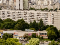 Чертаново Южное район, улица Кировоградская, дом 44 к.2. многоквартирный дом