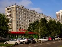 район Чертаново Южное, проезд Кировоградский, дом 3 к.1. многоквартирный дом