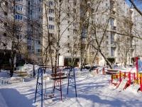 Чертаново Южное район, проезд Россошанский, дом 4 к.1. многоквартирный дом