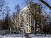 Чертаново Южное район, проезд Россошанский, дом 5 к.1. многоквартирный дом