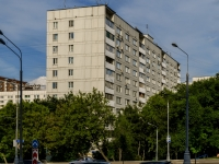 район Чертаново Южное, улица Газопровод, дом 1 к.3. многоквартирный дом