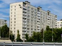 район Чертаново Южное, улица Газопровод, дом 1 к.5. многоквартирный дом