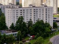 район Чертаново Южное, улица Газопровод, дом 1 к.6. многоквартирный дом